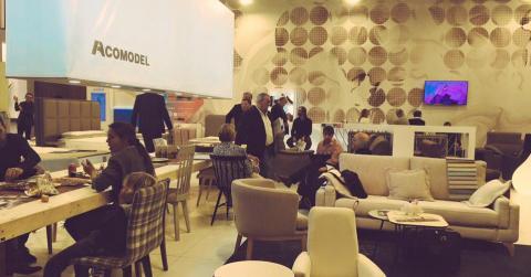 ACOMODEL- GOMARCO Feria Esprit Meuble París 2016