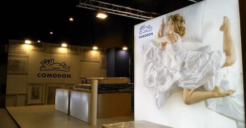 Stand Comodón Feria Sur Mueble Sevilla 2017